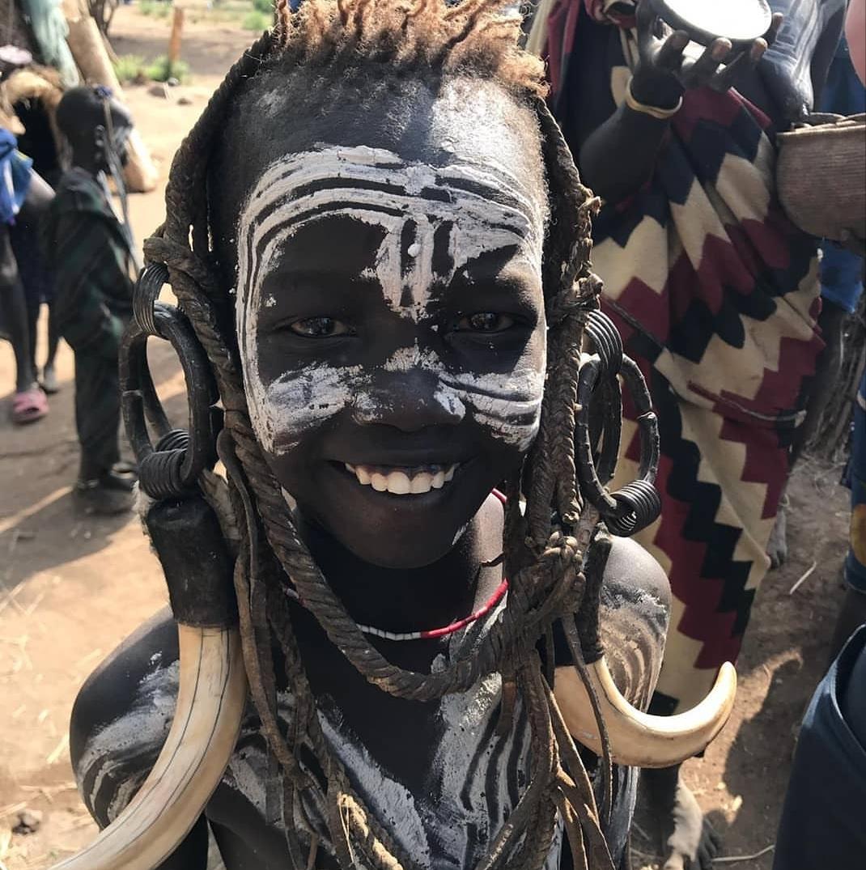 Etiyopya Kabileler